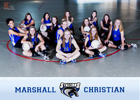 MCS Volleyball portraits
