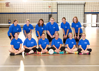 Volleyball Benefit with Teachers